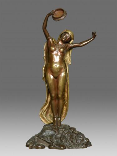 Dancer Louis Hottot (1834-1905) -