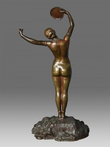 Dancer Louis Hottot (1834-1905) - Art nouveau