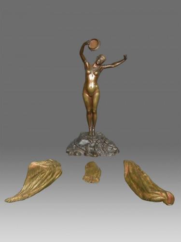 Antiquités - Dancer Louis Hottot (1834-1905)