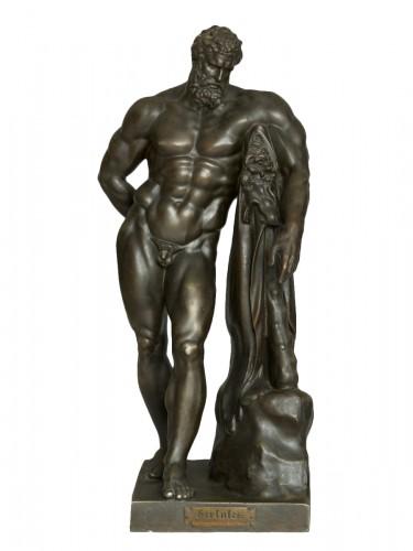 Hercules Farnese Berlin circa 1850