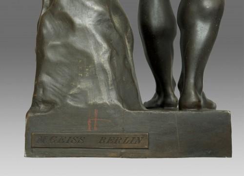Sculpture  - Hercules Farnese Berlin circa 1850