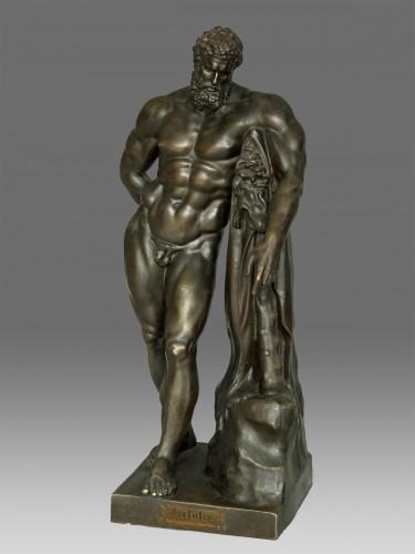 Hercules Farnese Berlin circa 1850 -