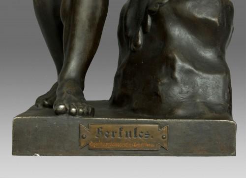 19th century - Hercules Farnese Berlin circa 1850