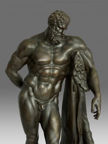 Hercules Farnese Berlin circa 1850 - Louis-Philippe