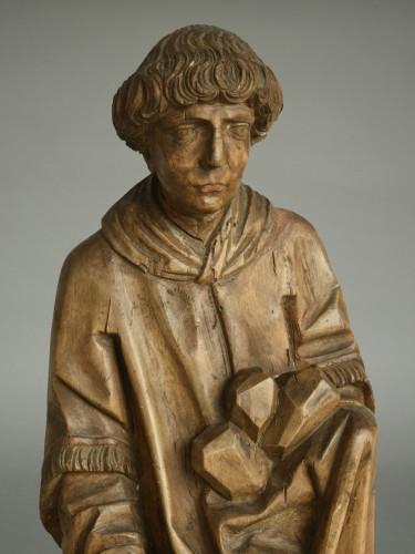 Sculpture  - Saint Stépanus / Stephane vers 1520