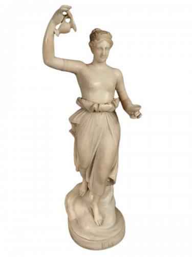 Vénus en marbre