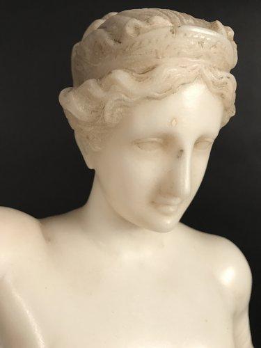 Sculpture  - Vénus en marbre
