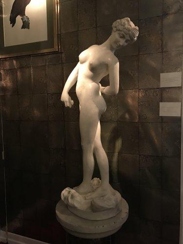 Sculpture  - Jean Léon Gérome (1824-1904) - Player of balls