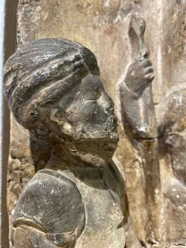 <= 16th century - Renaissance Stone Relief