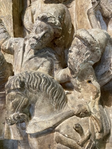 Renaissance Stone Relief - Renaissance
