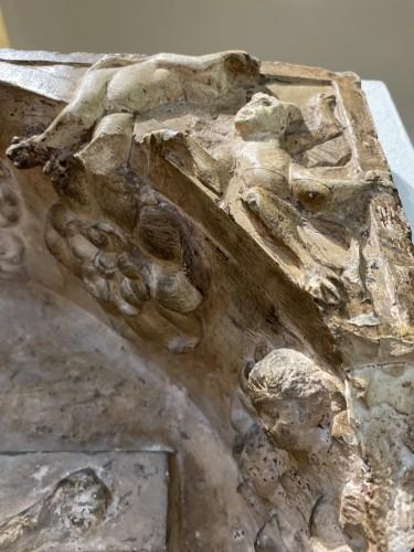 Antiquités - Renaissance Stone Relief
