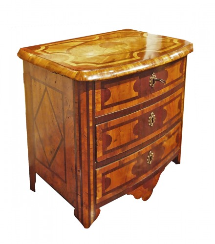 Commode d'enfant Louis XIV