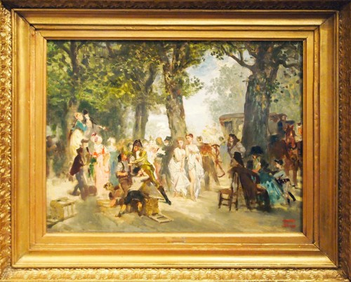 Fêtes incroyables et merveilleuses - Prudent Louis LERAY (1820-1879)