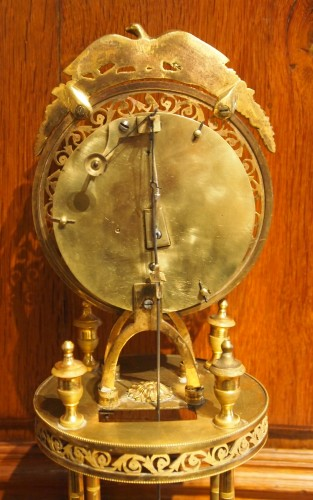 19th century - Skeleton clock signed BERGMILLER
