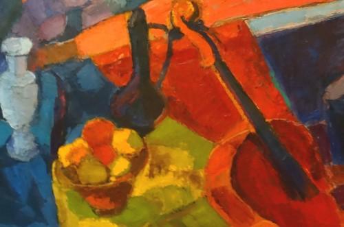 Hommage à Pablo CASALS – 1955 by Pierre AMBROGIANI -