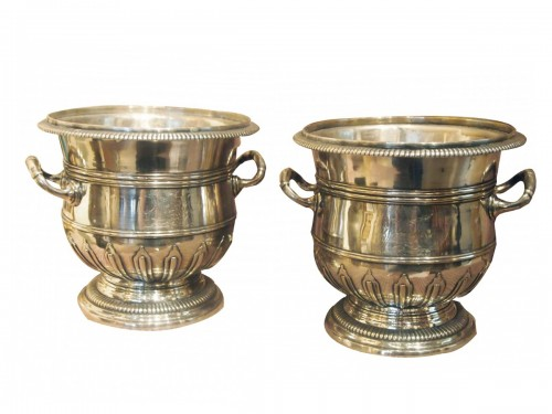 Pair of Louis XIV Bucket