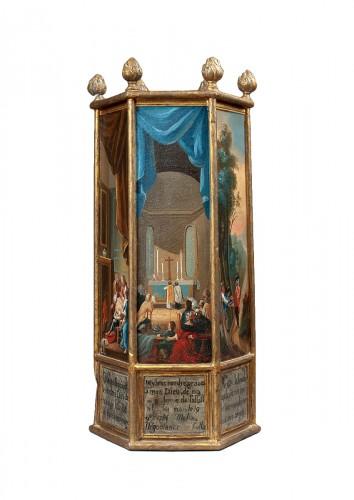 Rare 18th century  ex-voto