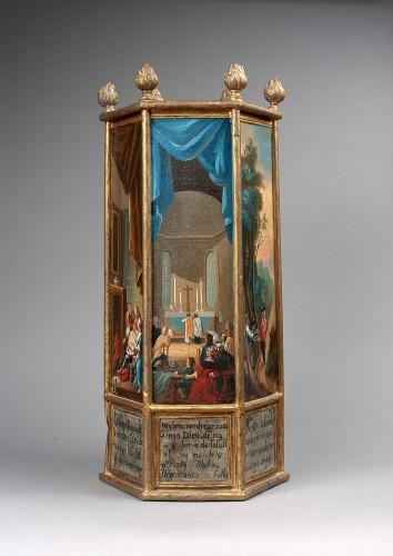 Religious Antiques  - Rare 18th century  ex-voto