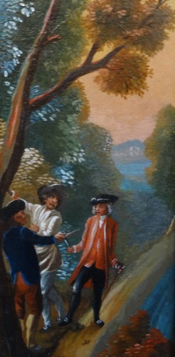 18th century - Rare 18th century  ex-voto