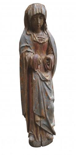 Sainte of calvary, 15th century  - Sculpture Style