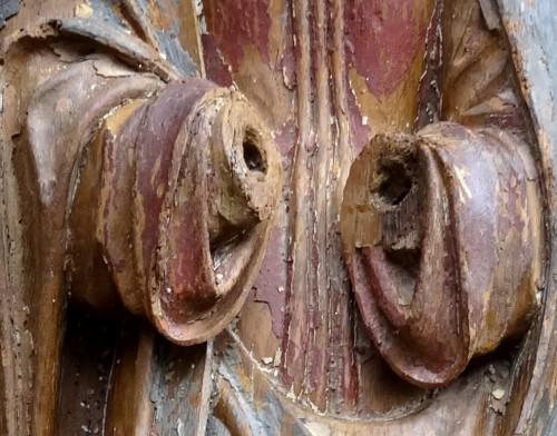 Sainte of calvary, 15th century  -