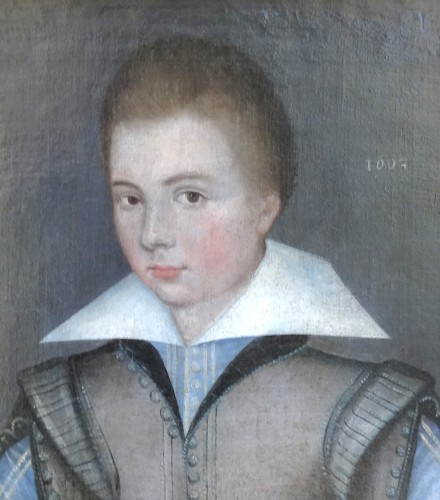 Portrait, 17th century  - Paintings & Drawings Style