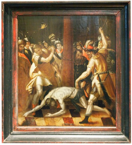 Flagellation of Christ, late 16th early17th century