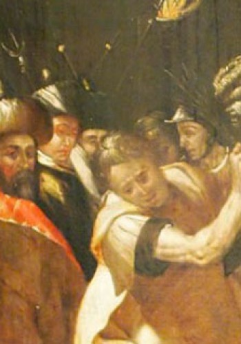 Flagellation of Christ, late 16th early17th century  -