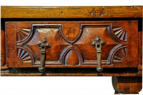 Console table, 17th century  -