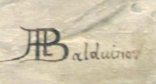 Masked Winter Ball - Alessandro BALDUINO (1844 - 1891) -