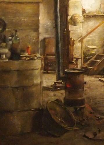 The Reading - Antoine Jean BAIL (1830-1918) -