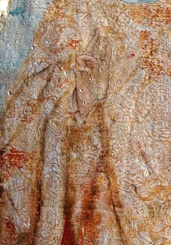 Religious Antiques  - Saint Grégoire near 1500