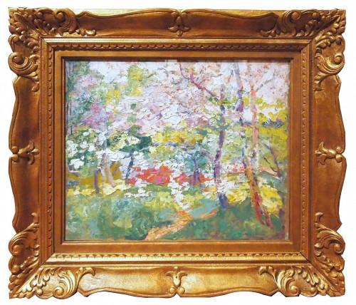 Spring morning - Victor Charreton (1864-1936)