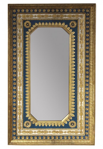 Large Rectangular Mirror, Early 19th Century