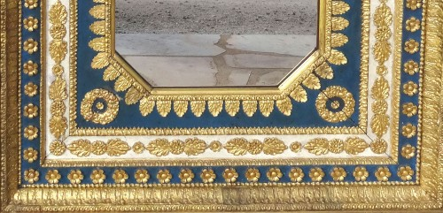 Mirrors, Trumeau  - Large Rectangular Mirror, Early 19th Century