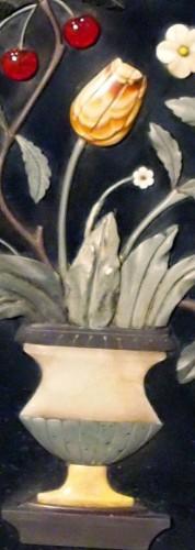 Curiosities  - bouquets of hard stones
