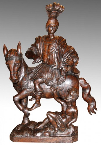 Grat Saint Martin  - Religious Antiques Style