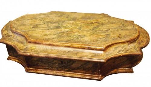 18th century wigsbox