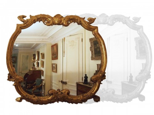 Pair of Mirrors, Late 18th Century