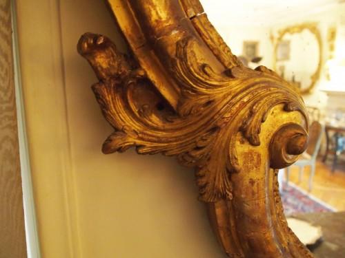 18th century - Pair of Mirrors, Late 18th Century