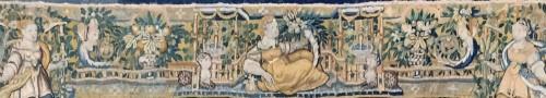 Antiquités - Tapestry of Oudenaarde, 16th century