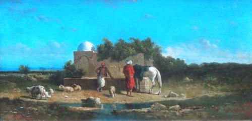 Henri VAN WYK (1833-?)