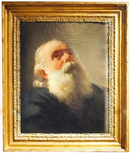 Portrait of Saint Pierre late 18th century  - Paintings & Drawings Style