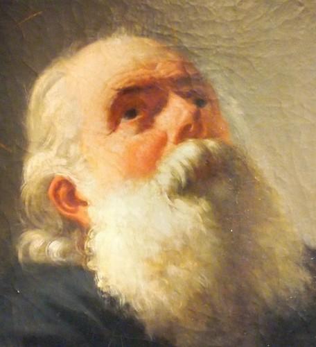 Paintings & Drawings  - Portrait of Saint Pierre late 18th century