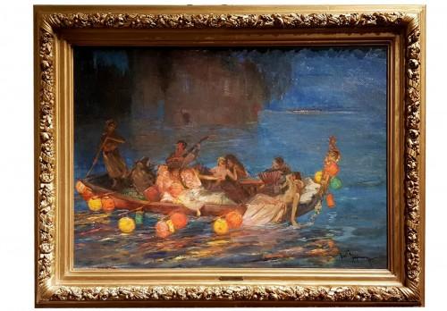 Le bal des amoureux - Gaston HOFFMANN