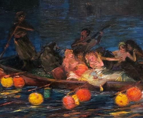 Le bal des amoureux - Gaston HOFFMANN -