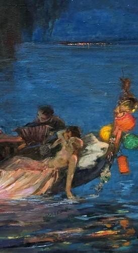 20th century - Le bal des amoureux - Gaston HOFFMANN