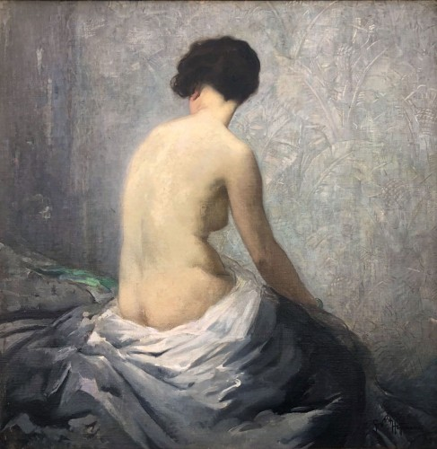 Nacked - Gaston Hoffmann (1883-1977)