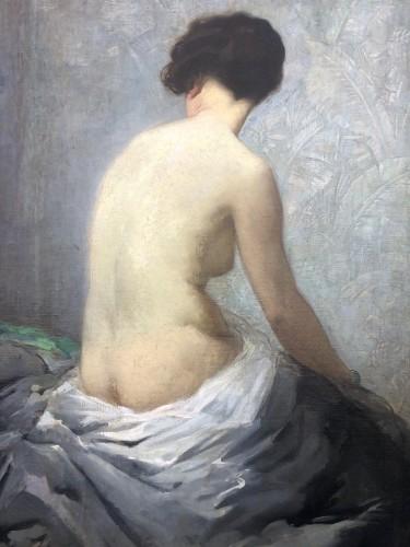 Paintings & Drawings  - Nacked - Gaston Hoffmann (1883-1977)