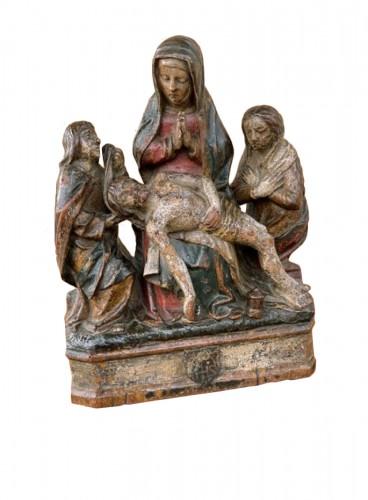 Deploration of Christ around 1500